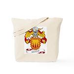 Giron Family Crest Tote Bag