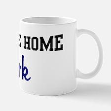 Welcome Home Mark Mug