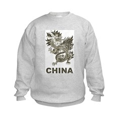 Vintage China Dragon Sweatshirt
