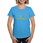 I recycle girlfriends Women's Dark T-Shirt