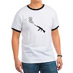 Peace Gun Ringer T