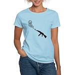 Peace Gun Women's Light T-Shirt