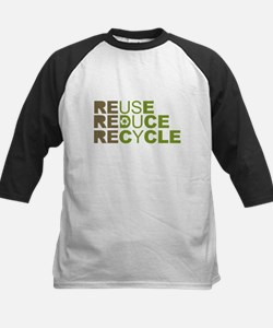 Reuse Reduce Recycle Tee
