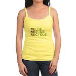 Reuse Reduce Recycle Jr. Spaghetti Tank