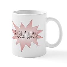 Barely Legal Mug