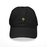 Recycling Tree Black Cap