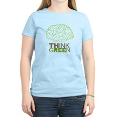 The future is green Women's Light T-Shirt