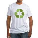 Tree Hugger Fitted T-Shirt
