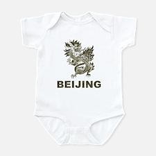 Vintage Dragon Beijing Infant Bodysuit