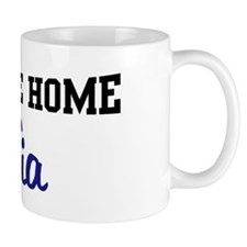 Welcome Home Sofia Mug