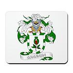 Granada Family Crest Mousepad