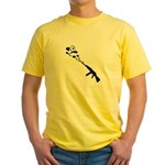 Love Gun Yellow T-Shirt