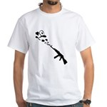 Love Gun White T-Shirt