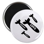 Love Bombs Magnet