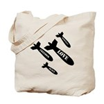 Love Bombs Tote Bag