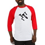 Love Bombs Baseball Jersey