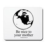Earth Day T-shirts Mousepad