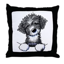 Pocket Portuguese WD Throw Pillow