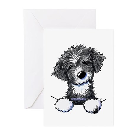 Pocket Portuguese WD Greeting Cards (Pk of 10)