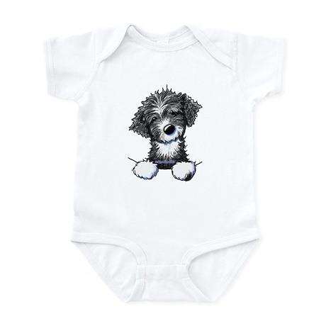 Pocket Portuguese WD Infant Bodysuit