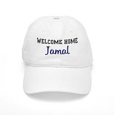 Welcome Home Jamal Baseball Cap