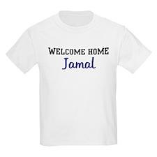 Welcome Home Jamal T-Shirt