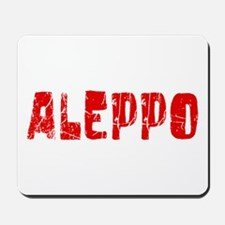 Aleppo Faded (Red) Mousepad