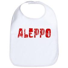 Aleppo Faded (Red) Bib