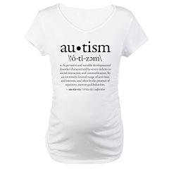 Autism Defined (1) Shirt