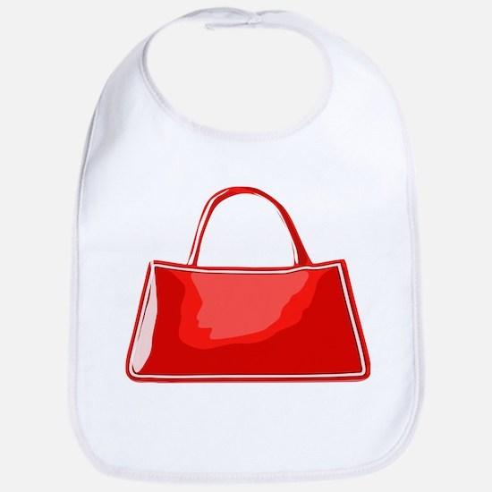 Handbag Baby Bib