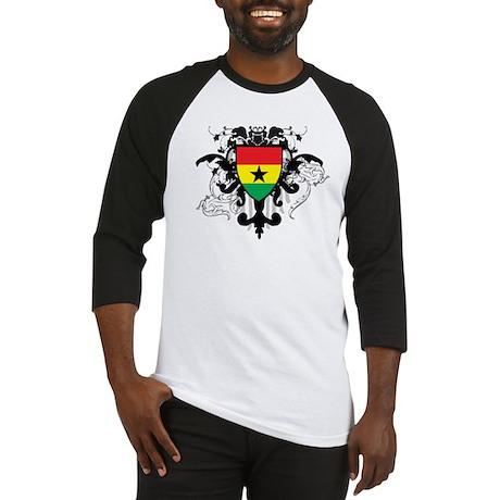 Stylish Ghana Baseball Jersey