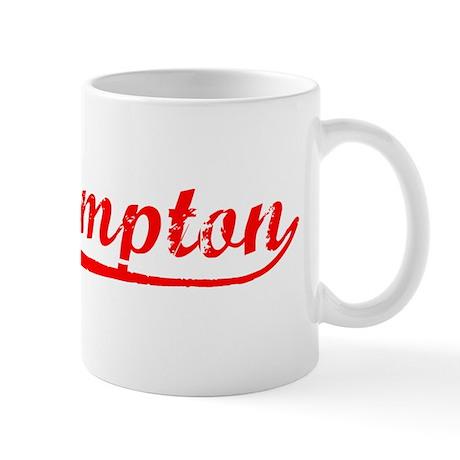 Vintage Southampton (Red) Mug