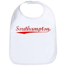 Vintage Southampton (Red) Bib