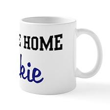 Welcome Home Frankie Mug