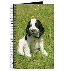 Cute Cocker Spaniels Journal