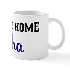 Welcome Home Elisha Mug