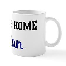 Welcome Home Fabian Mug
