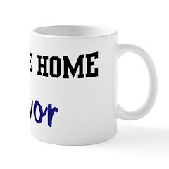 Welcome Home Trevor Mug