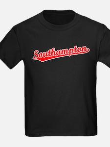 Retro Southampton (Red) T