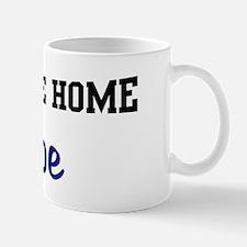 Welcome Home Kobe Mug