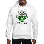 Gutierrez Family Crest Hooded Sweatshirt