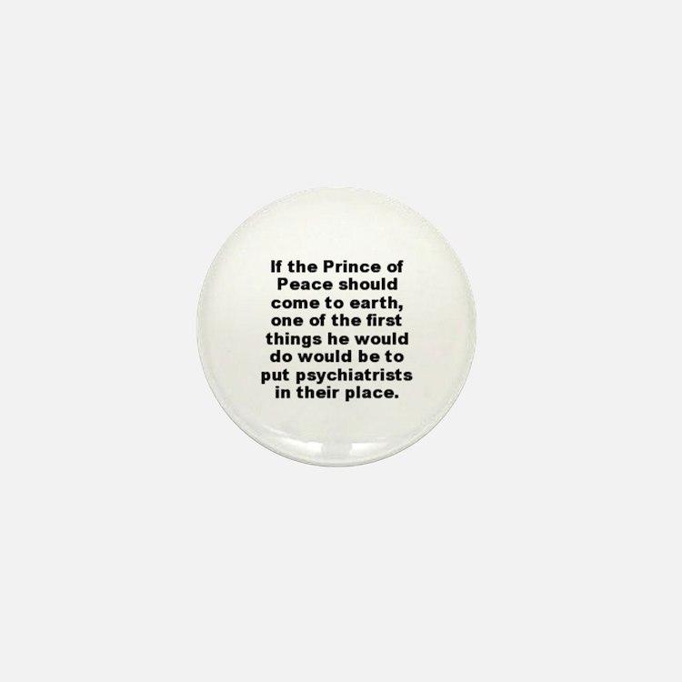 Cute Aldous huxley quote Mini Button