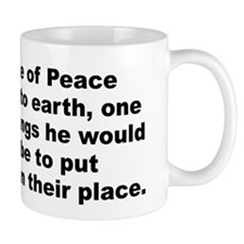 Aldous huxley quotation Mug