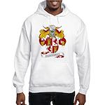 Henriquez Family Crest Hooded Sweatshirt