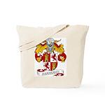 Henriquez Family Crest Tote Bag