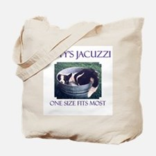 Misty's Jacuzzi Tote Bag