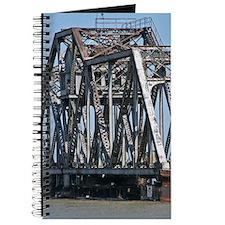 Railroad Swing Bridge Journal