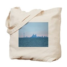 Toronto Skyline At Sunset Tote Bag