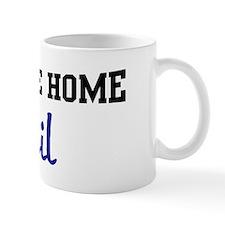 Welcome Home Phil Mug