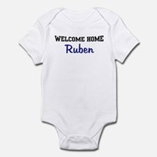 Welcome Home Ruben Infant Bodysuit